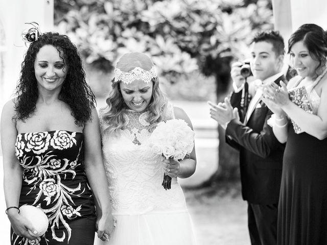 La boda de Mateo y Tania en Ordes (Ordes), A Coruña 2
