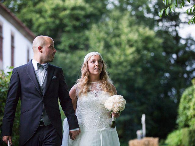 La boda de Tania y Mateo