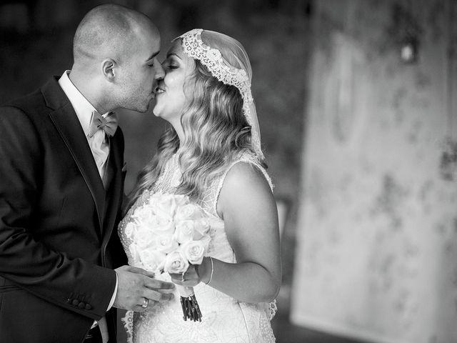 La boda de Mateo y Tania en Ordes (Ordes), A Coruña 77