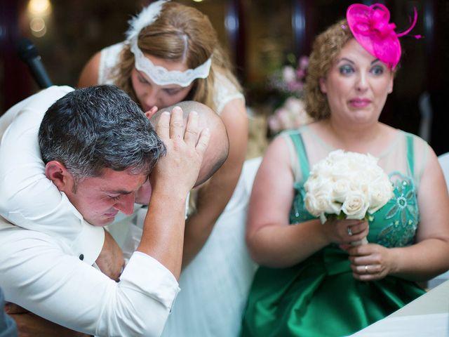 La boda de Mateo y Tania en Ordes (Ordes), A Coruña 98