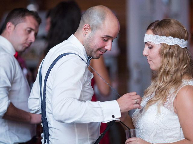 La boda de Mateo y Tania en Ordes (Ordes), A Coruña 131