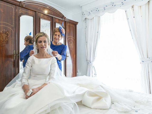 La boda de Mariano y Cristina en Bollullos De La Mitacion, Sevilla 15
