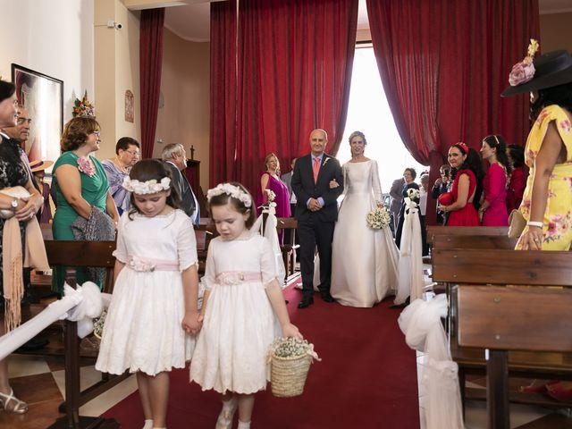 La boda de Mariano y Cristina en Bollullos De La Mitacion, Sevilla 20
