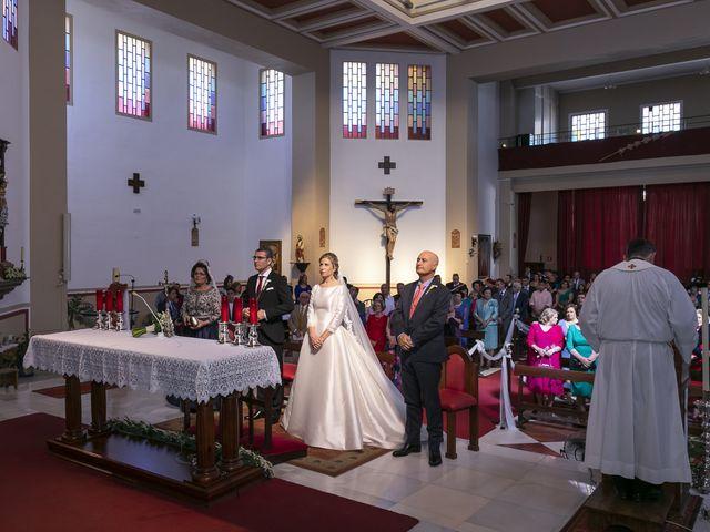 La boda de Mariano y Cristina en Bollullos De La Mitacion, Sevilla 23