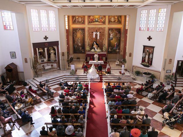 La boda de Mariano y Cristina en Bollullos De La Mitacion, Sevilla 24