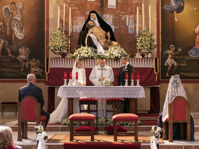 La boda de Mariano y Cristina en Bollullos De La Mitacion, Sevilla 26