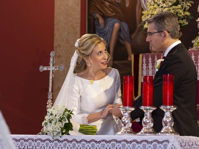 La boda de Mariano y Cristina en Bollullos De La Mitacion, Sevilla 28