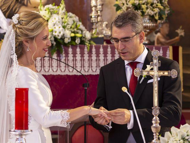 La boda de Mariano y Cristina en Bollullos De La Mitacion, Sevilla 30