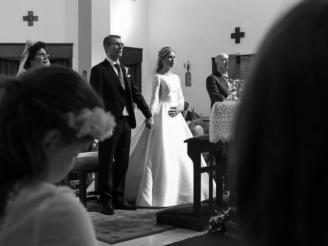 La boda de Mariano y Cristina en Bollullos De La Mitacion, Sevilla 32
