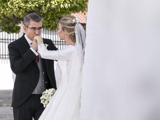 La boda de Mariano y Cristina en Bollullos De La Mitacion, Sevilla 36