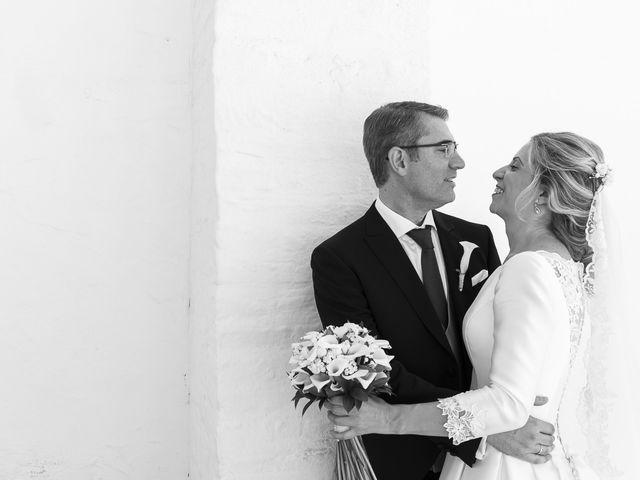 La boda de Mariano y Cristina en Bollullos De La Mitacion, Sevilla 38