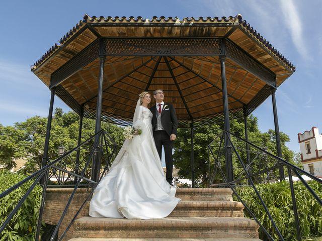 La boda de Mariano y Cristina en Bollullos De La Mitacion, Sevilla 41