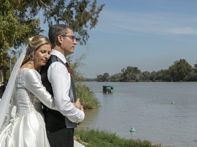 La boda de Mariano y Cristina en Bollullos De La Mitacion, Sevilla 42