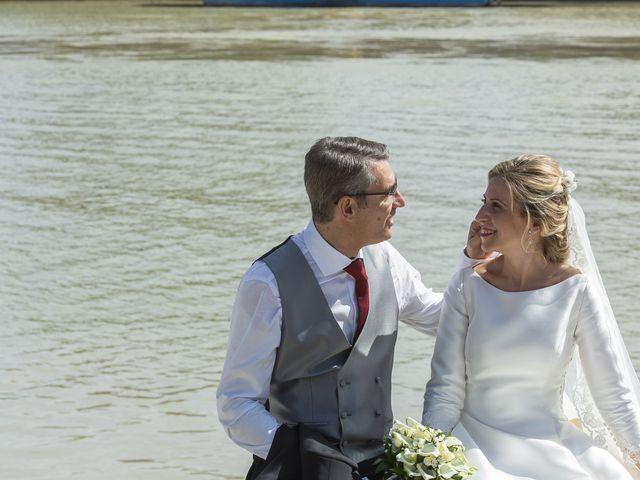 La boda de Mariano y Cristina en Bollullos De La Mitacion, Sevilla 43