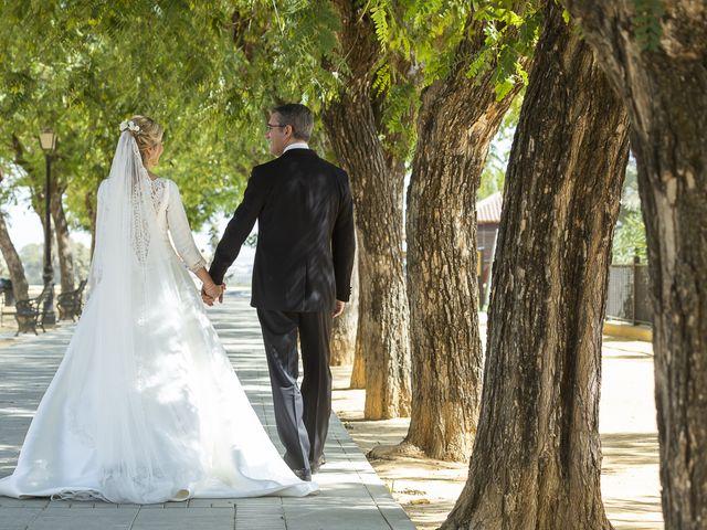 La boda de Mariano y Cristina en Bollullos De La Mitacion, Sevilla 44