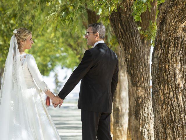 La boda de Mariano y Cristina en Bollullos De La Mitacion, Sevilla 45
