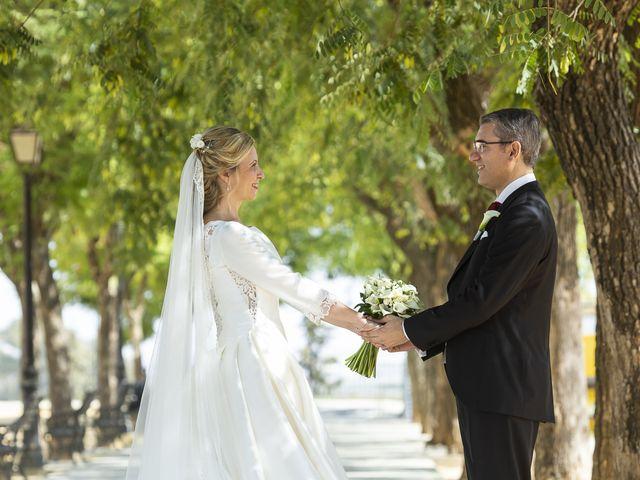 La boda de Mariano y Cristina en Bollullos De La Mitacion, Sevilla 46