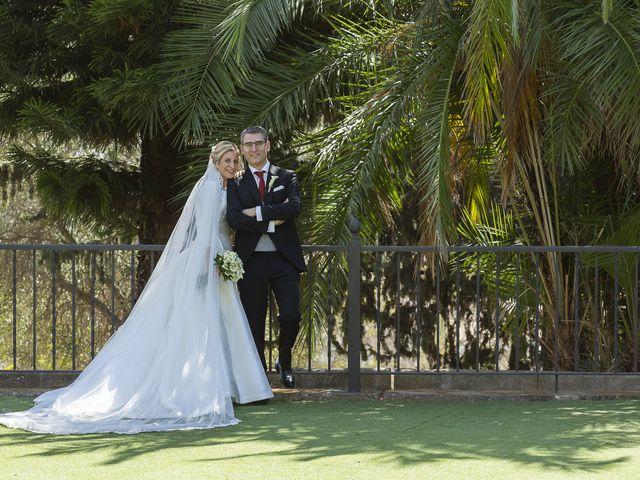 La boda de Mariano y Cristina en Bollullos De La Mitacion, Sevilla 48