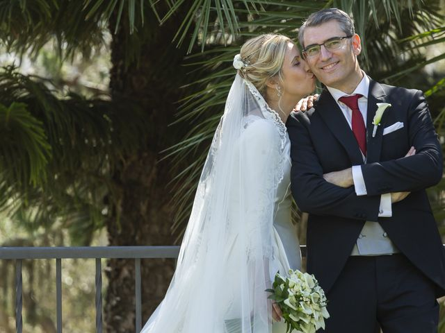 La boda de Mariano y Cristina en Bollullos De La Mitacion, Sevilla 49