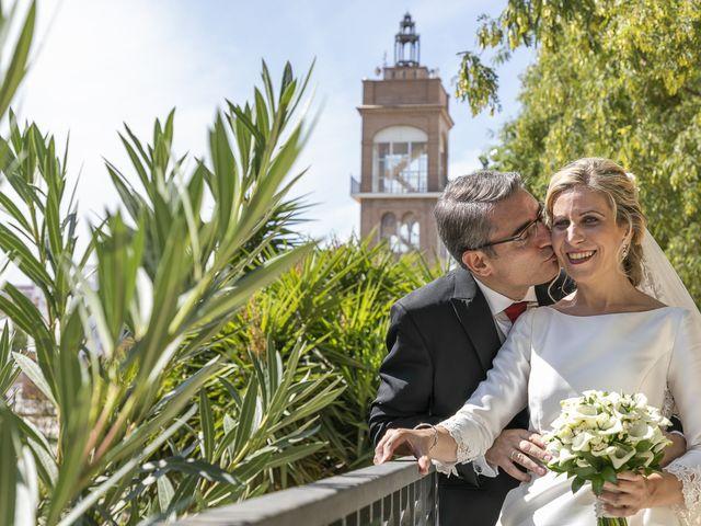 La boda de Mariano y Cristina en Bollullos De La Mitacion, Sevilla 51