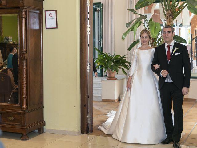 La boda de Mariano y Cristina en Bollullos De La Mitacion, Sevilla 53