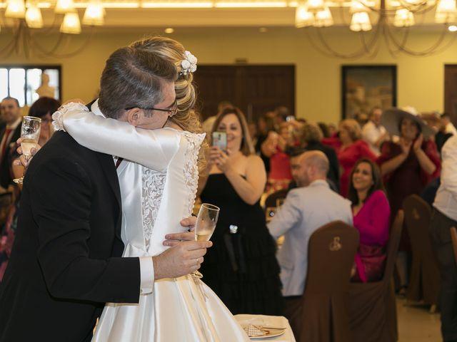 La boda de Mariano y Cristina en Bollullos De La Mitacion, Sevilla 57