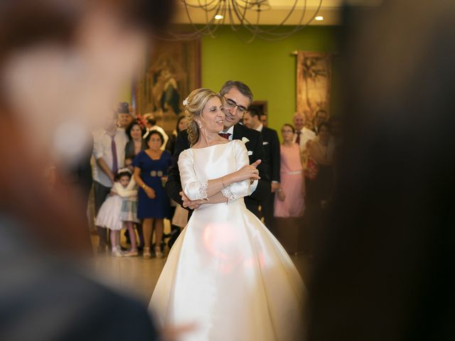 La boda de Mariano y Cristina en Bollullos De La Mitacion, Sevilla 64