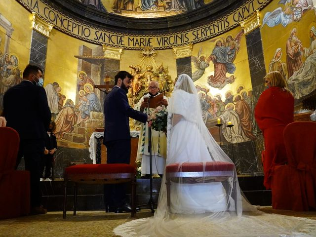 La boda de Pilar y Pau en Son Sardina, Islas Baleares 1