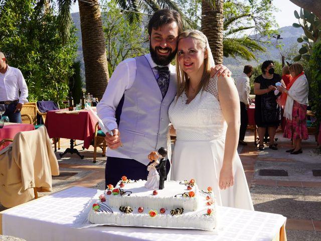 La boda de Pilar y Pau en Son Sardina, Islas Baleares 5
