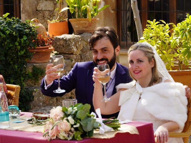 La boda de Pilar y Pau en Son Sardina, Islas Baleares 6