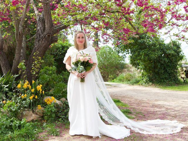 La boda de Pilar y Pau en Son Sardina, Islas Baleares 8