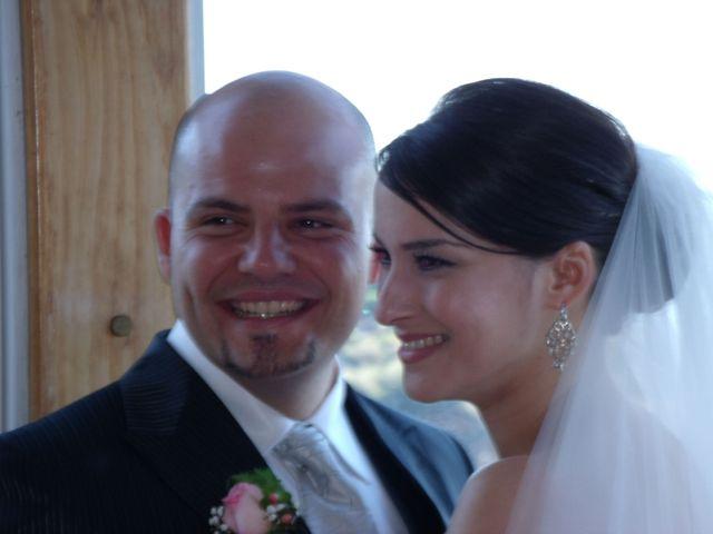 La boda de Miguel y María en Arucas, Las Palmas 10