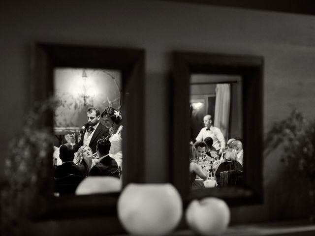 La boda de Fernando y Beatriz en Sotosalbos, Segovia 14