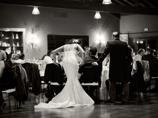 La boda de Fernando y Beatriz en Sotosalbos, Segovia 15
