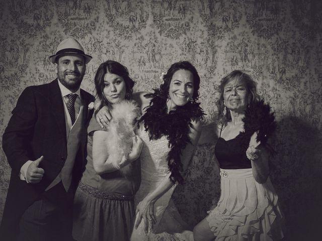 La boda de Fernando y Beatriz en Sotosalbos, Segovia 21