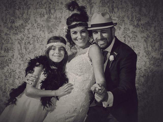 La boda de Fernando y Beatriz en Sotosalbos, Segovia 23
