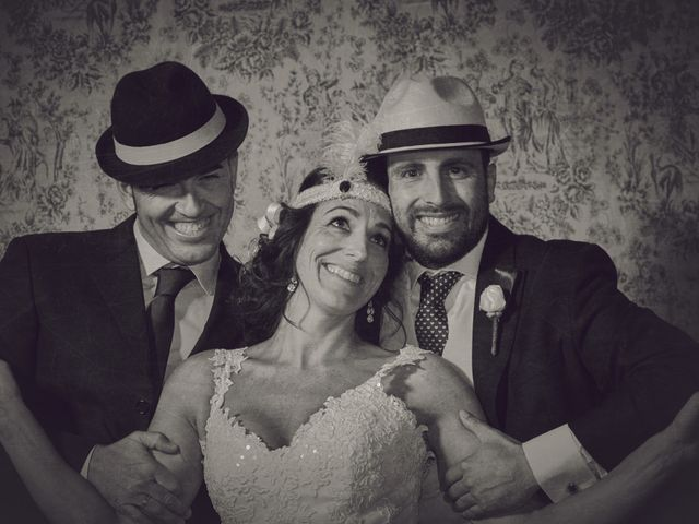 La boda de Fernando y Beatriz en Sotosalbos, Segovia 26