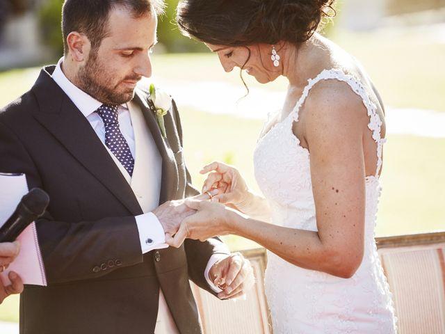 La boda de Fernando y Beatriz en Sotosalbos, Segovia 53