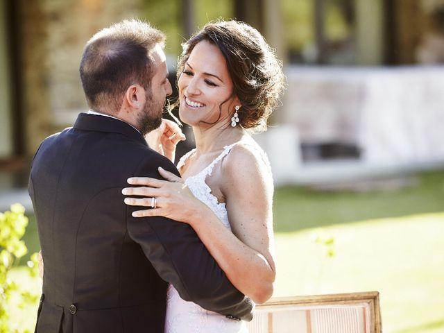 La boda de Fernando y Beatriz en Sotosalbos, Segovia 54