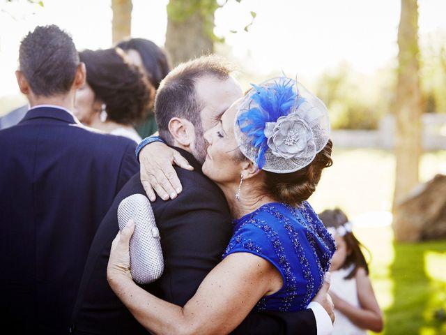 La boda de Fernando y Beatriz en Sotosalbos, Segovia 56