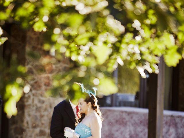 La boda de Fernando y Beatriz en Sotosalbos, Segovia 59