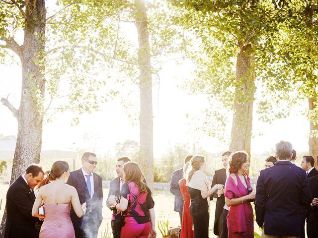 La boda de Fernando y Beatriz en Sotosalbos, Segovia 60