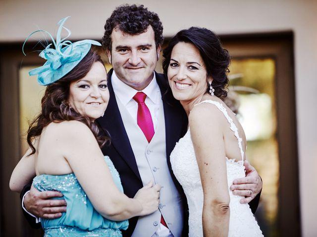 La boda de Fernando y Beatriz en Sotosalbos, Segovia 63