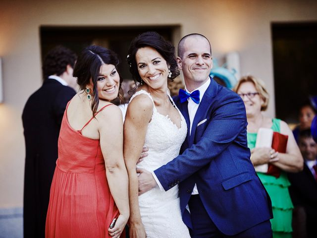 La boda de Fernando y Beatriz en Sotosalbos, Segovia 64