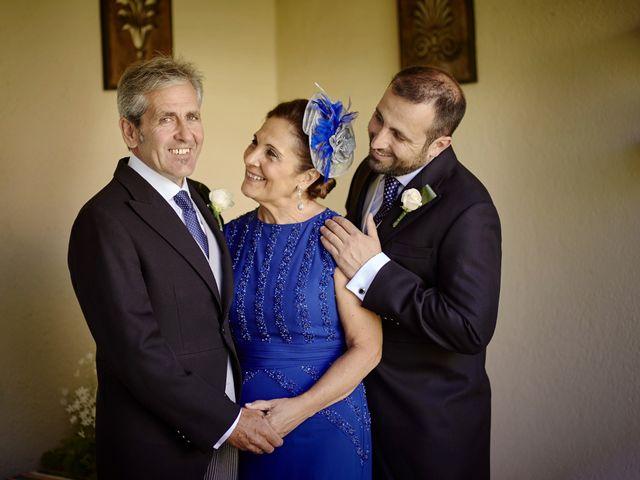 La boda de Fernando y Beatriz en Sotosalbos, Segovia 74