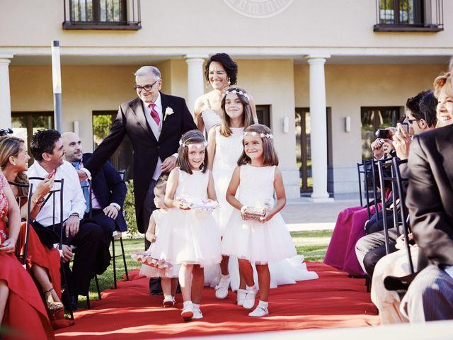 La boda de Fernando y Beatriz en Sotosalbos, Segovia 81