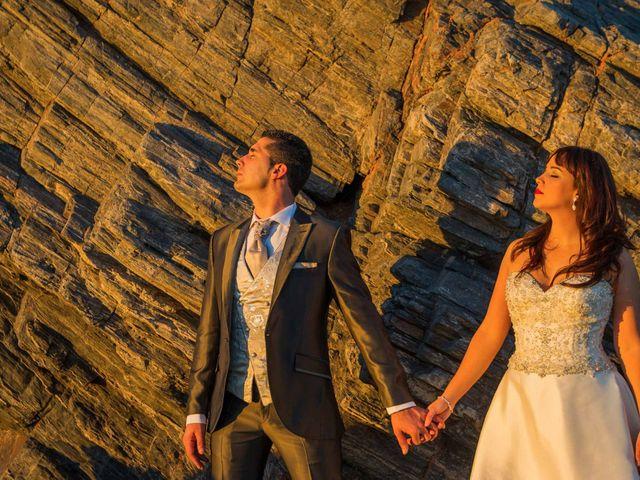 La boda de Maria José y Toni