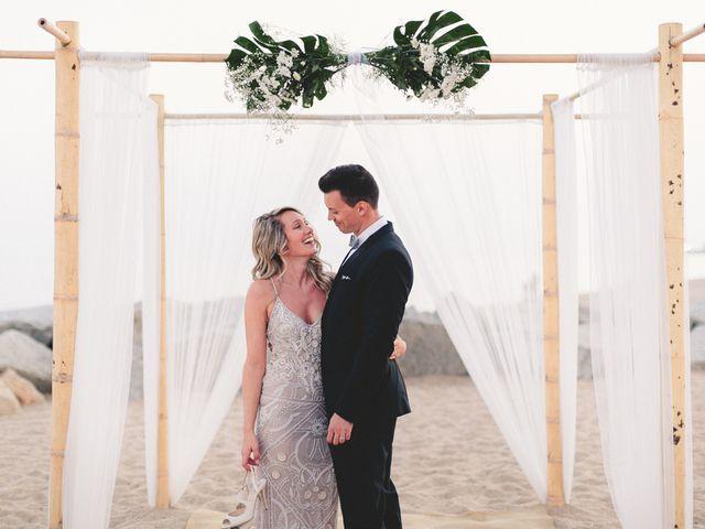 La boda de Emily y Kader