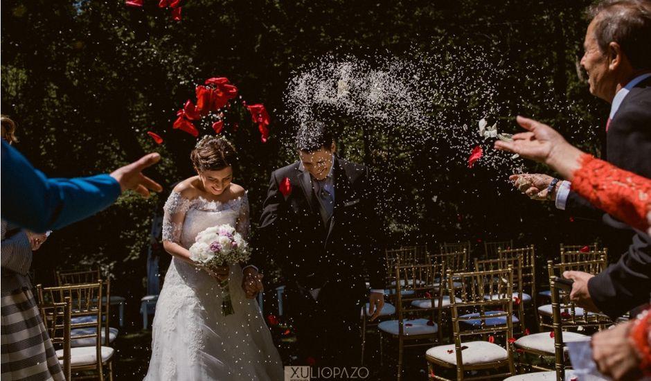 La boda de Carlos y Noemi en Ourense, Orense