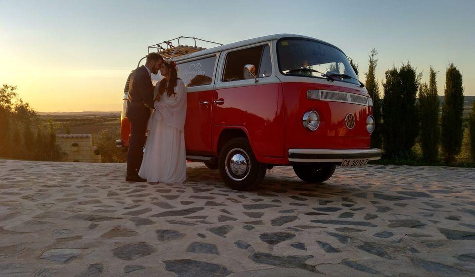 La boda de Alex y Rocio en Torrenueva, Ciudad Real